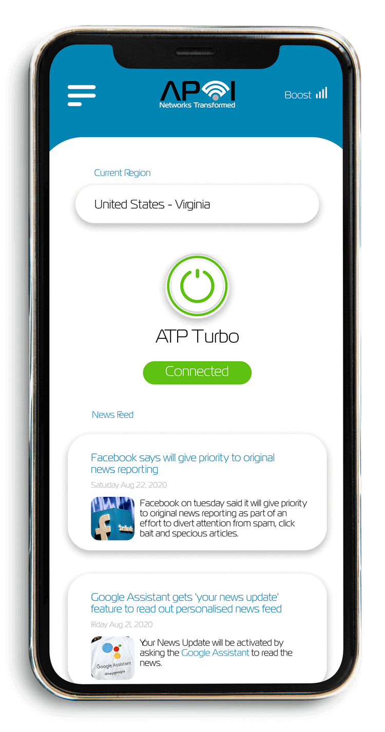 atp turbo app by apsi wifi that makes your phone connections faster